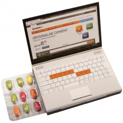 "Candy Blister ""Minis"" 18 pcs. MINI LAPTOP"