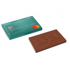 CHOCOLATE CARD 20 G