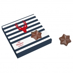 Star Chocolate Box