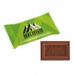 MINI LOGO BAR 10 G - FLOW PACK