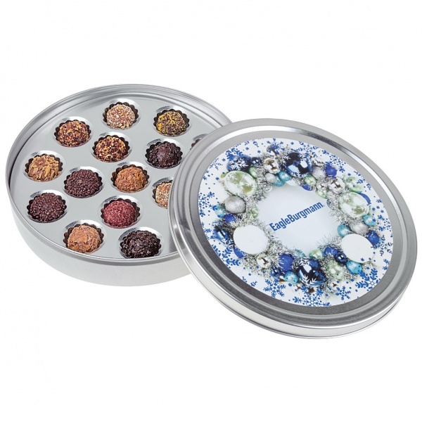ART DECO 16 TRUFFLES