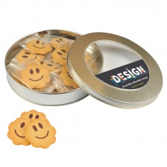 LOGO COOKIE TIN