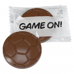 Chocolate Flow Pack 9 g Football