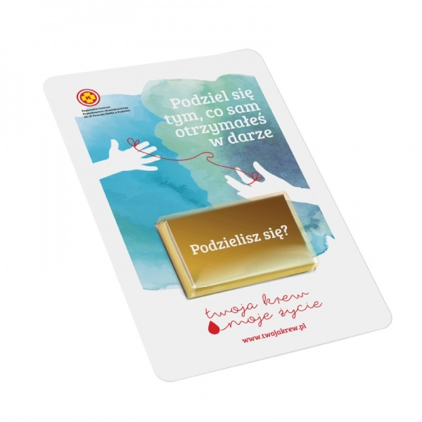 Promo Card - Mini Tabliczka 10 g