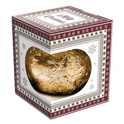 Chocolate Bauble in a Box