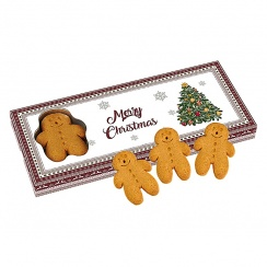 Gingerbread Team Box