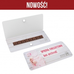 CHOCO TEXT One Line in Envelope/ One Line in Envelope Separate
