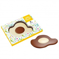 Chocolate Fried Egg 65 g