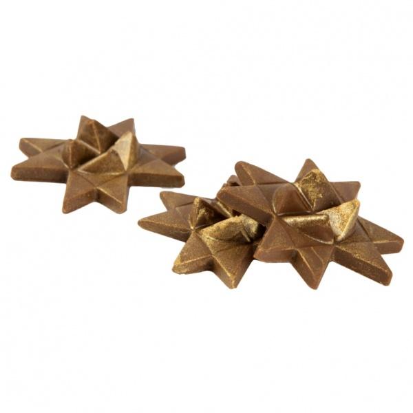 Czekoladowe Gwiazdki 3