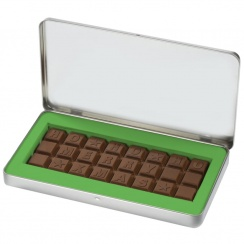 Choco Text 3 Box