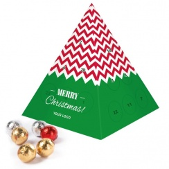 Advent Calendar Pyramid