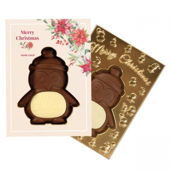 Choco4Mat Pingwin