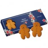 Gingerbread Team Box