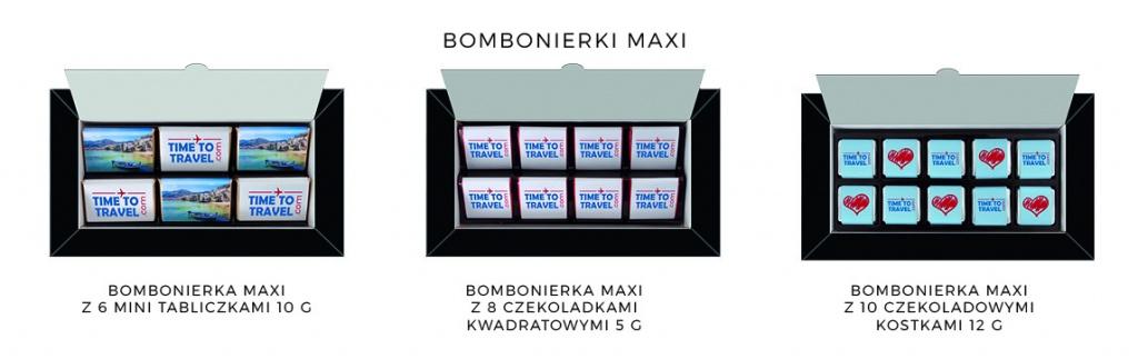 BOMBONIERKA MAXI ZAWARTOŚĆ
