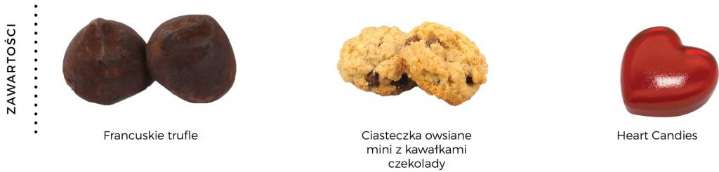 PIECE OF CAKE ZAWARTOSC