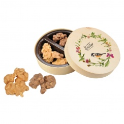 CLUSTERS WOODEN BOX
