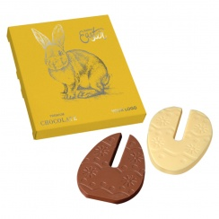 3D EASTER EGG CHOCO PUZZLE