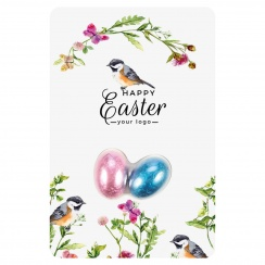 PROMO CARD EASTER