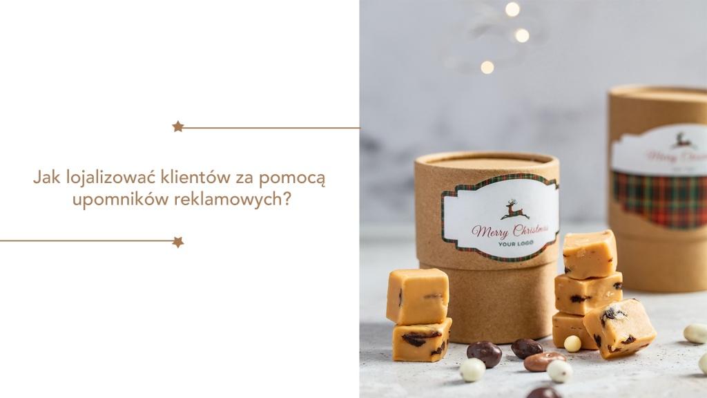 Jak lojalizować klientów za pomocą słodyczy reklamowych?