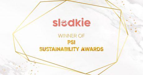 SLODKIE Zwycięzca konkursu PSI Sustainability Awards 2021